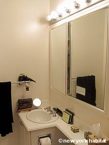 New York T2 appartement colocation - salle de bain (NY-14144) photo 1 sur 3