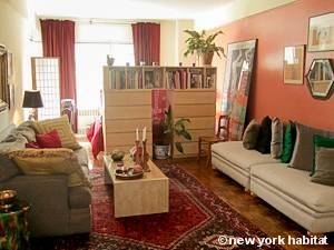 New York T2 appartement colocation - Appartement référence NY-14144