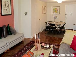New York T2 appartement colocation - séjour (NY-14144) photo 12 sur 12