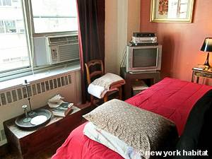 New York T2 appartement colocation - séjour (NY-14144) photo 2 sur 12