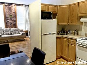 New York T2 logement location appartement - cuisine (NY-14150) photo 1 sur 3