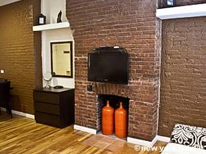 New York T2 logement location appartement - séjour (NY-14150) photo 5 sur 6