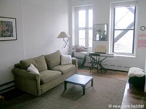 New York 1 Bedroom accommodation - living room (NY-14156) photo 4 of 6