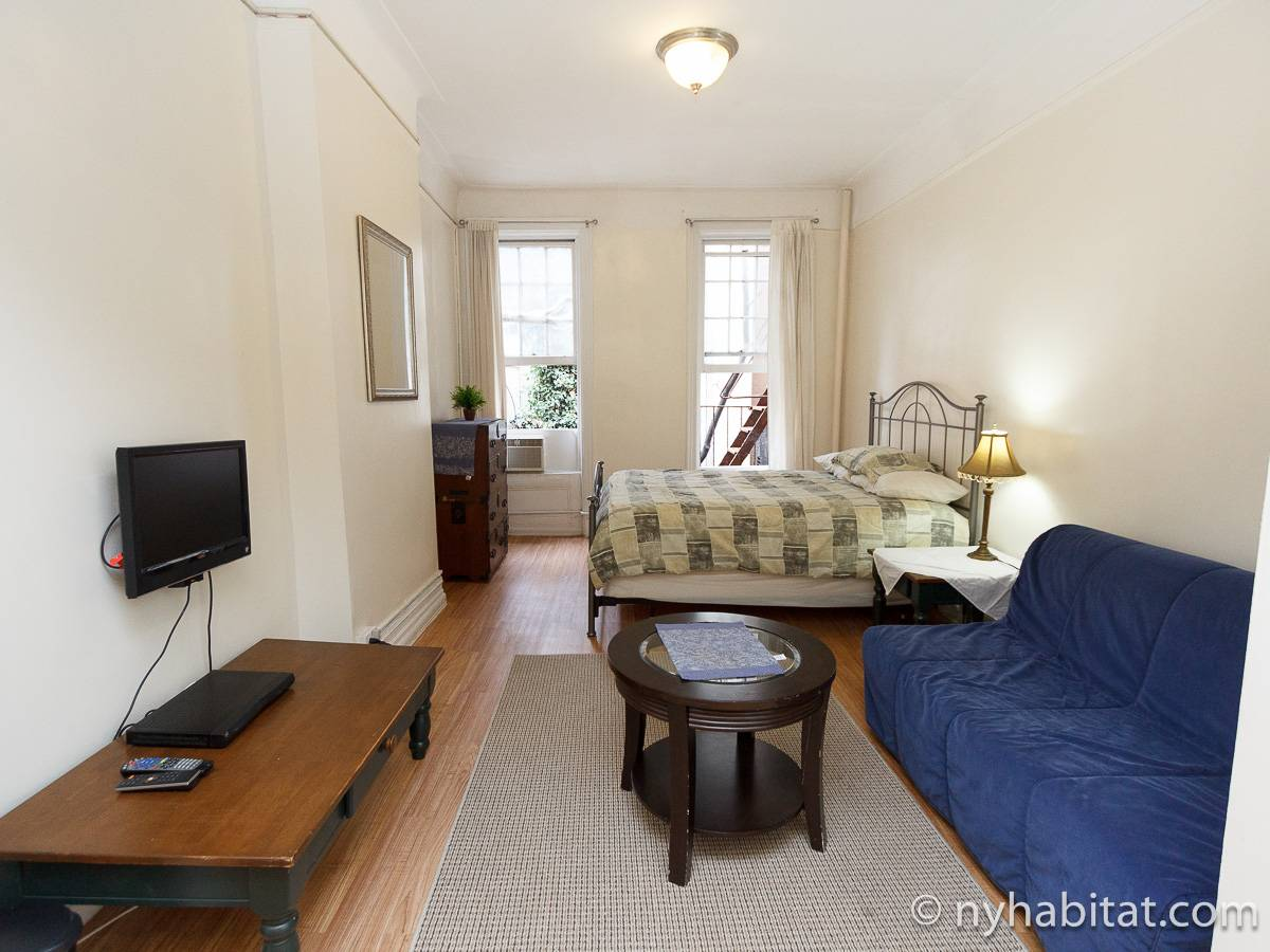 New York - Studio apartment - Apartment reference NY-14179