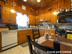 New York 3 Bedroom accommodation bed breakfast - kitchen (NY-14212) photo 1 of 4