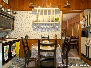 New York 3 Bedroom accommodation bed breakfast - kitchen (NY-14212) photo 4 of 4
