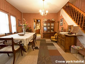 New York 3 Bedroom accommodation bed breakfast - living room (NY-14212) photo 7 of 8