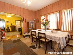 New York 3 Bedroom accommodation bed breakfast - living room (NY-14212) photo 6 of 8