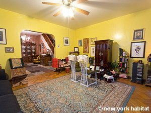 New York 3 Bedroom accommodation bed breakfast - living room (NY-14212) photo 2 of 8