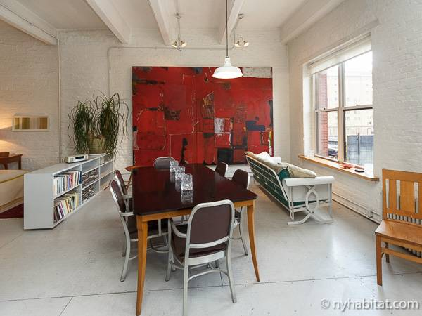 ... New York Studio   Loft Apartment   Living Room (NY 14253) Photo 2 ... Part 63
