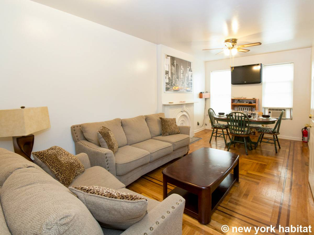 new york 2 bedroom duplex accommodation apartment reference ny