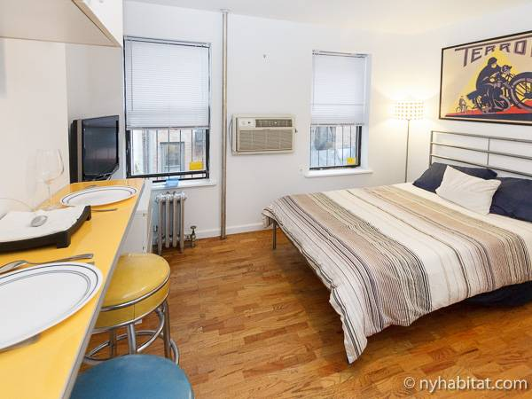 New York - Studio T1 appartement location vacances - Appartement référence NY-14305