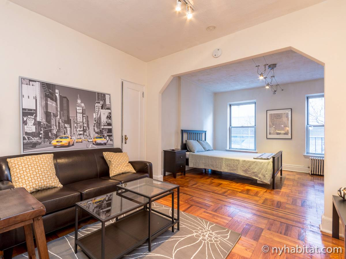 New York Alcove Studio apartment - living room (NY-14326) photo 1 of ...