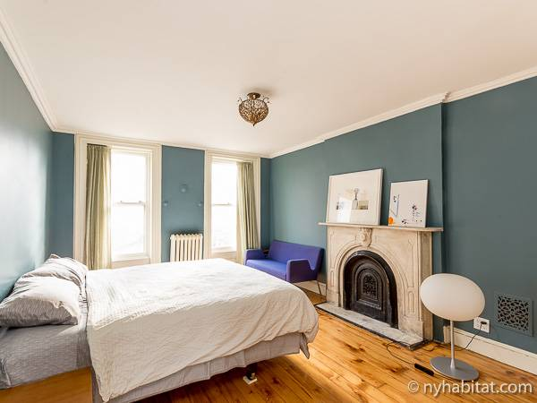 New York 3 Bedroom - Triplex accommodation - bedroom 1 (NY-14369) photo 1 of 7