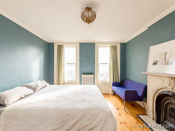 New York 3 Bedroom - Triplex accommodation - bedroom 1 (NY-14369) photo 2 of 7