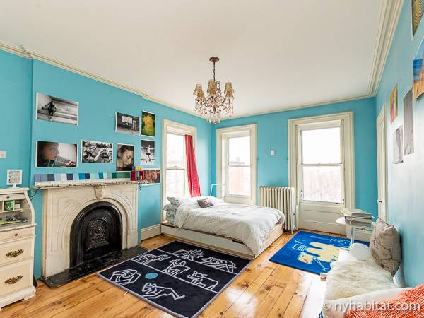New York 3 Bedroom - Triplex accommodation - bedroom 2 (NY-14369) photo 1 of 8