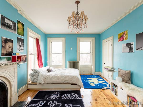 New York 3 Bedroom - Triplex accommodation - bedroom 2 (NY-14369) photo 2 of 8