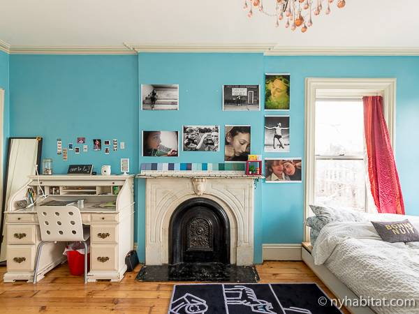 New York 3 Bedroom - Triplex accommodation - bedroom 2 (NY-14369) photo 4 of 8