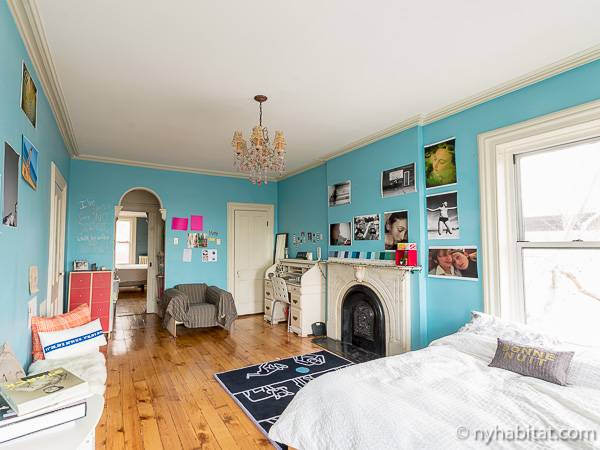 New York 3 Bedroom - Triplex accommodation - bedroom 2 (NY-14369) photo 6 of 8