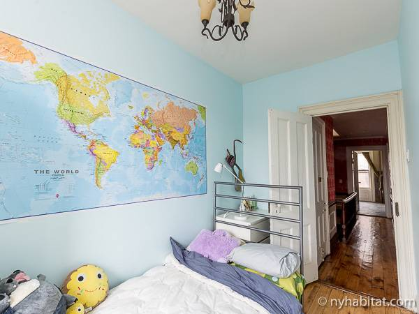 New York 3 Bedroom - Triplex accommodation - bedroom 3 (NY-14369) photo 1 of 3