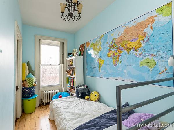 New York 3 Bedroom - Triplex accommodation - bedroom 3 (NY-14369) photo 3 of 3