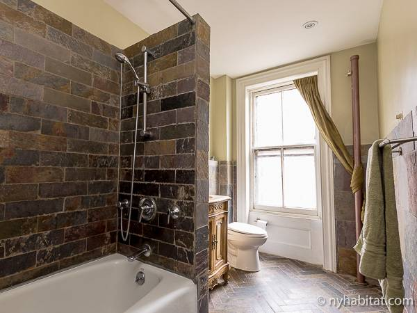 New York 3 Bedroom - Triplex accommodation - bathroom 1 (NY-14369) photo 1 of 5