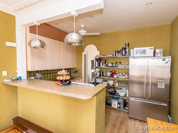 New York 3 Bedroom - Triplex accommodation - kitchen (NY-14369) photo 1 of 8