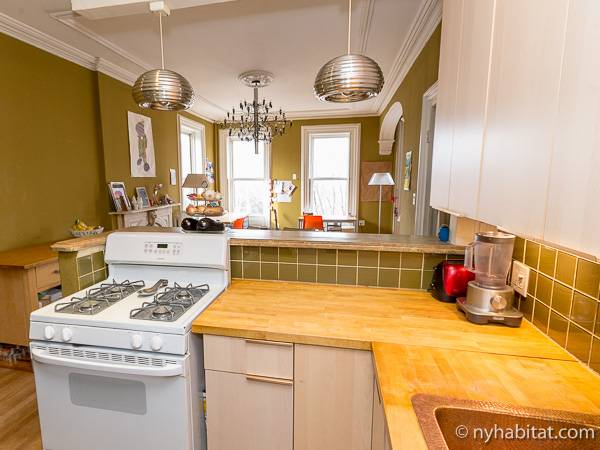 New York 3 Bedroom - Triplex accommodation - kitchen (NY-14369) photo 2 of 8