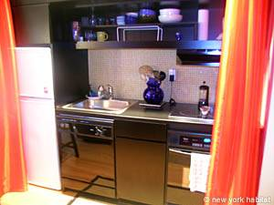New York Studio apartment - kitchen (NY-14374) photo 1 of 3