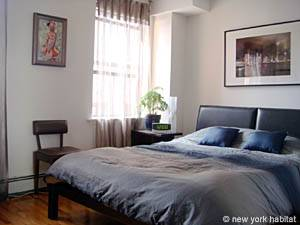 New York 1 Bedroom accommodation - bedroom (NY-14390) photo 1 of 3