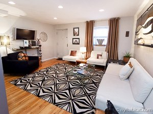 New York 2 Bedroom - Duplex accommodation - Apartment reference NY-14402