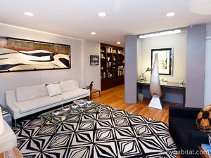 New York 2 Bedroom - Duplex accommodation - living room (NY-14402) photo 3 of 10