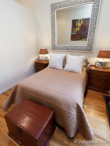 New York 2 Bedroom - Duplex accommodation - bedroom 2 (NY-14402) photo 3 of 5