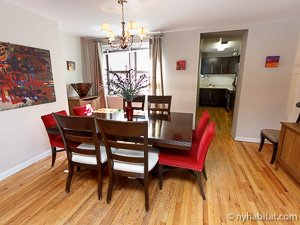 New York 2 Bedroom - Duplex accommodation - living room (NY-14402) photo 9 of 10