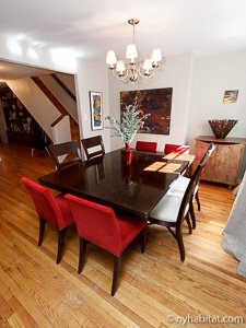 New York 2 Bedroom - Duplex accommodation - living room (NY-14402) photo 10 of 10