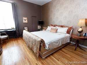 New York 2 Bedroom - Duplex accommodation - bedroom 1 (NY-14402) photo 1 of 5