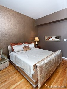 New York 2 Bedroom - Duplex accommodation - bedroom 1 (NY-14402) photo 2 of 5
