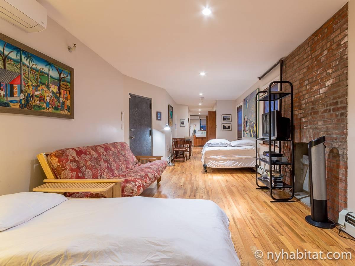 Casa vacanza a new york monolocale harlem ny 14425 for New york appartamenti vacanze