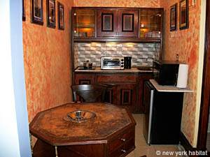 New York Studio T1 logement location appartement - cuisine (NY-14426) photo 1 sur 3
