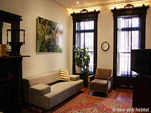 New York T4 - Triplex logement location appartement - séjour (NY-14435) photo 1 sur 6