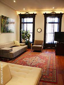 New York T4 - Triplex logement location appartement - séjour (NY-14435) photo 3 sur 6