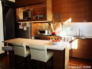 New York T4 - Triplex logement location appartement - cuisine (NY-14435) photo 2 sur 8