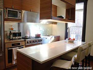 New York T4 - Triplex logement location appartement - cuisine (NY-14435) photo 1 sur 8