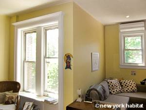 New York 2 Bedroom - Duplex accommodation bed breakfast - living room 1 (NY-14447) photo 2 of 4