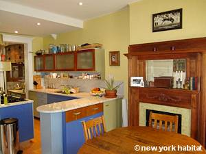 New York 2 Bedroom - Duplex accommodation bed breakfast - kitchen (NY-14447) photo 1 of 4