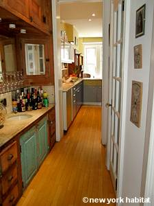 New York 2 Bedroom - Duplex accommodation bed breakfast - living room 2 (NY-14447) photo 5 of 6