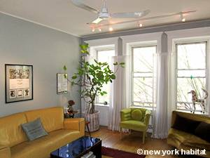 New York 2 Bedroom - Duplex accommodation bed breakfast - living room 2 (NY-14447) photo 1 of 6