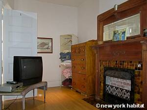 New York 2 Bedroom - Duplex accommodation bed breakfast - bedroom (NY-14447) photo 3 of 4