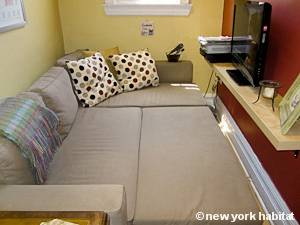 New York 2 Bedroom - Duplex accommodation bed breakfast - living room 1 (NY-14447) photo 3 of 4