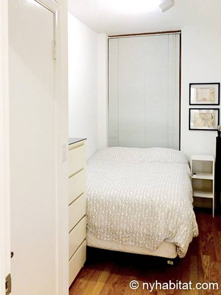 New York T3 logement location appartement - chambre 2 (NY-14452) photo 1 sur 2